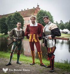 The aim of this community is to gather all people and all resources related to landsknecht re-enactment and living history. Renaissance Costume, Medieval Costume, Renaissance Clothing, Medieval Armor, Renaissance Fashion, Renaissance Fair, Medieval Fantasy, Monster Hunter, Historical Costume