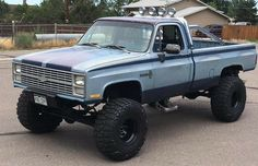 85 Chevy Truck, Chevy K10, Vintage Chevy Trucks, Classic Chevy Trucks, Chevy Pickups, Chevrolet, C10 Trucks, Lifted Trucks, Pickup Trucks