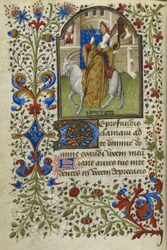 New Content on Our Catalogue of Illuminated Manuscripts Medieval Books, Medieval Manuscript, Medieval Art, Illuminated Manuscript, Medieval Fashion, Westerns, Oldest Bible, Library Work, Late Middle Ages
