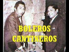 BOLEROS CANTINEROS - P.Otiniano, J.Jaramillo, A.Acosta, L.Barrios, J.Feliciano y más - YouTube
