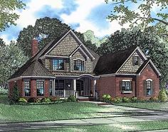 Craftsman Home Plan with Unique Exterior - 59882ND | Traditional, 1st Floor Master Suite, Bonus Room, Butler Walk-in Pantry, CAD Available, Den-Office-Library-Study, Jack & Jill Bath, PDF, Corner Lot | Architectural Designs