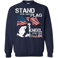 DD 214 T-shirts Soldier Stand For The Flag Kneel For The Fallen Hoodies Sweatshirts DD 214 T-shirts Soldier Stand For The Flag Kneel For The Fallen Hoodies Swea