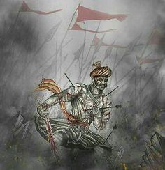 Suryaji kakde (died in battle of salher )#warrior of great shivaji maharaj