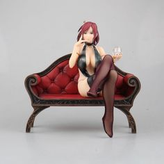 39.89$  Watch here - http://aih2l.worlditems.win/all/product.php?id=32794561367 - 19cm Sexy Starless Marie Mamiya Anime Action Figure PVC Collection toys for christmas gift with retail box