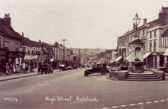 History Photos, Old Postcards, Family History, House Ideas, Street View, England, Cook, Places, Recipes