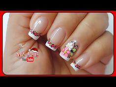 Beauty Makeup, Hair Beauty, Nail Art Videos, Best Acrylic Nails, Nail Art Designs, Manicure, Make Up, Lily, Nailart