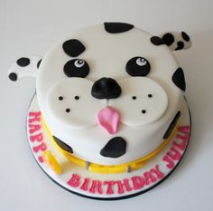 #puppy #dog #cake www.byjojo.co.uk Puppy Dog Cakes, Novelty Cakes, Piece Of Cakes, Party Cakes, How To Make Cake, Puppies, Desserts, Google Search, Food