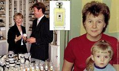 Perfume guru JO MALONE tells her astonishing rags to riches story