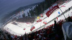 "Skocznia ""Wielka Krokiew"". Ski Jumping, Cos, Skiing, Winter, Poland, Ski, Winter Time, Winter Fashion"