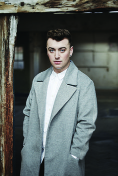 See Sam Smith's current playlist in Hot Tracks for October Fanfair