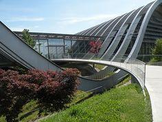 The Zentrum Paul Klee di Renzo PIANO