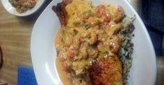 Great recipe for Cajun Crawfish Sauce. :brobrobrobro  ~(o.o)~
