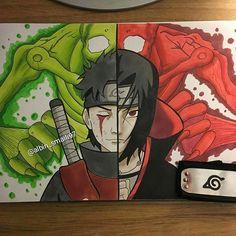 Shisui y Sasuke Naruto Shippudden, Naruto Fan Art, Itachi Uchiha, Shikamaru, Wallpaper Naruto Shippuden, Naruto Wallpaper, Naruto Shippuden Anime, Boruto, Naruto Sketch