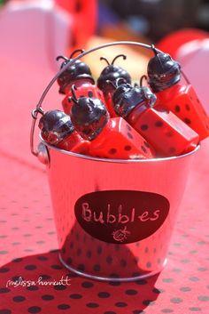 Ladybug Polka Dot Birthday Party Ideas | Photo 5 of 39 | Catch My Party