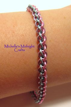Pastel Enameled Copper Jens Pind Linkage JPL by Michello454