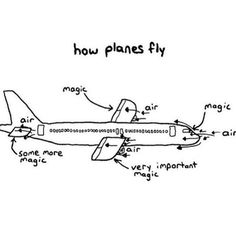 The truth about airplanes!