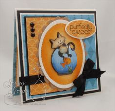 One Krafty Kat: Tiddly Inks and Perfect Paper Crafting HOP!