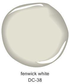 benjamin moore fenwick white - Google Search