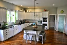 Welcome to our kitchen! It is truly the heart of our home. Many hours are spent in this space.  We had the privilege of designing our kitc...