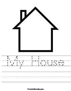 ... worksheet my family 5 worksheet png 685 house worksheet worksheet
