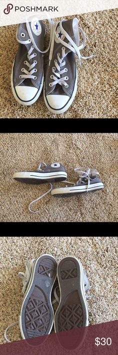 Chuck Taylor Converse All Star Classic high tops.  Men's size 5 / Women's size 7 Converse Shoes Athletic Shoes