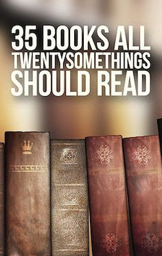 35 Books You Need To Read In Your Twenties Including Ivory Wild www.smashwords.co...