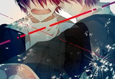 """""""Only the strong survive, so in order to be strong, I have to kill the part that makes me weak."""" - DA 