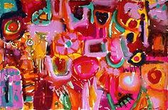 Image result for gillian ayres Howard Hodgkin, Art Editor, Sonia Delaunay, North Devon, Childrens Books, Art Ideas, Abstract Art, My Arts, England