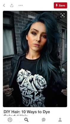 So I have over processed dark blonde hair currently. To achieve this I'm thinking manic panic black then teal over the black? Thoughts? TIA!