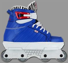 Valo Broskow COMPLETE skate BLUE