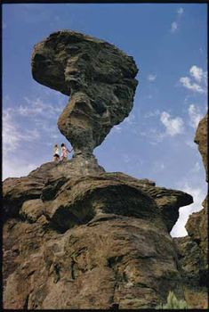 Now That's Nifty: 20 Cool Rocks and Rock Formations