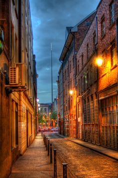 Dublin, Ireland  Destination: the World