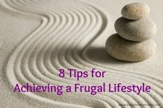 8 Tips for Achieving a Frugal Lifestyle - Backdoor Survival