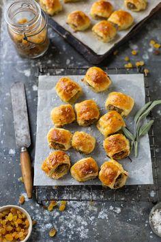 Best Sausage, Crunchie Recipes, Pork Pie Recipe, Making Burger Patties, Raisin Recipes, Thing 1, Sausage Rolls, Spinach And Feta
