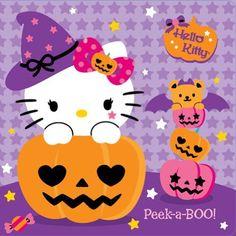 """""""Hello Kitty Peek-A-Boo!"""""""