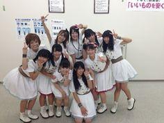 佐賀!!初ライブ!!| 天野なつ オフィシャルブログ 「LinQ天野なつのブログ」  http://ameblo.jp/natsu-amano/entry-11390368431.html