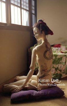 球体関節人形 DOLL SPACE PYGMALION : KATAN DOLL Ⅱ