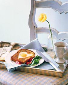 Desayuno para un día especial