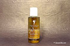 Rahua Voluminous Shampoo - ideal for fine/oily hair types, including color-treated, this volumizing shampoo clarifies without stripping hair and leaves it full of body and bounce Amazon Beauty Products, Travel Size Products, Clarifying Shampoo, Organic Hair Care, Oily Hair, Hair Type, Body Care