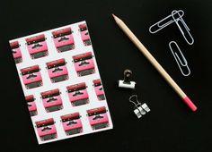 Nancy & Better Typewriter Notebook