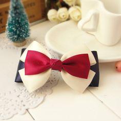 Nautical Bow Tie - Moño náutico