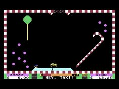 I remember playing this a lot on the Commodore 64.