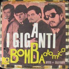 1966I Giganti La Bomba Atomica