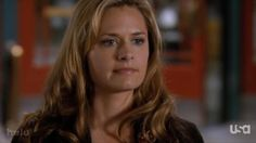 Maggie Lawson as Juliet O'Hara on Psych Psych Juliet, Maggie Lawson, Psych Tv, James Roday, I Know You Know, C Ops, Ex Boyfriend, Role Models, My Best Friend