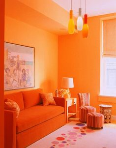 Orange is the best colour for bring happiness to a kid's bedroom! Discover more orange inspirations with Circu Magical Furniture, go to: CIRCU.NET