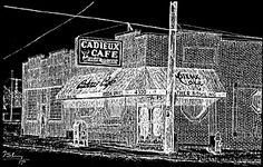 Cadieux Cafe Detroit - Food, Beer, Music, Featherbowling