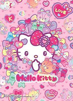 Ideas For Wallpaper Iphone Disney Pink Love Hello Kitty Hello Kitty My Melody, Pink Hello Kitty, Hello Kitty Birthday, Kitty Cam, Sanrio Wallpaper, Hello Kitty Wallpaper, Wallpaper Iphone Disney, Trendy Wallpaper, Cute Wallpapers