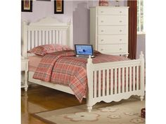 Shop for Coaster Bed, 400361T, and other Youth Bedroom Beds at Furniture Plus Inc. in Mesa, AZ..