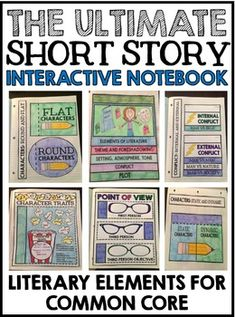 Fountas pinnell phonics lessons letters words and how they work short story interactive reading notebooks literary eleme fandeluxe Images