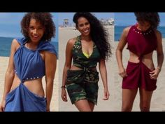 DIY: Bathing Suit Cover-Up